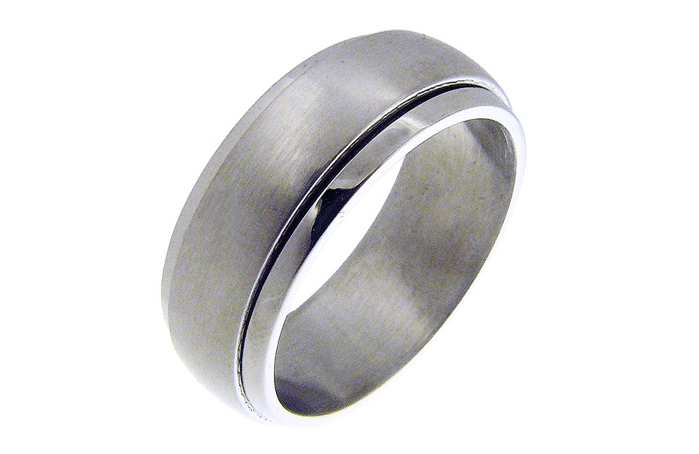 bague homme anti stress